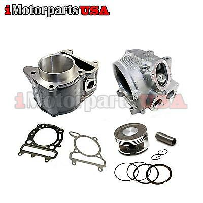 70Mm Engine Cylinder Rebuild Kit Roketa Mc-54B Vog Tank Linhai 260 260Cc Scooter