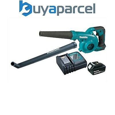 Makita 18v DUB182Z Cordless Garden Leaf Blower Lithium Ion + Battery +Charger