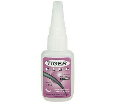 New Tiger Glue - Cue Care Accessory - FREE US SHIPPING