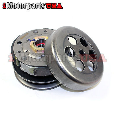 Yamaha Jog Minarelli 2 Stroke 50Cc 70Cc 90Cc Scooter Rear Clutch Pulley New