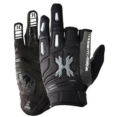 New HK Army Pro Series Paintball/ Airsoft Gloves - Stealth