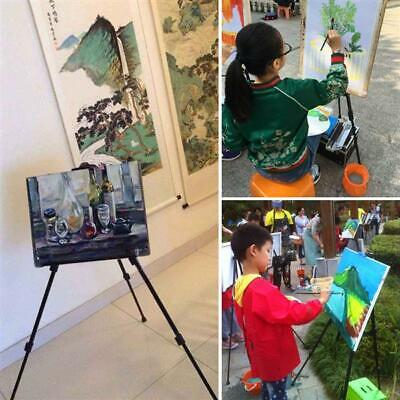 Portable Magnetic Dry Wipe Whiteboard&Telescopic Easel Tripod White Board Stand