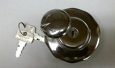 Moped Locking Fuel Petrol Gas Tank Cap NEW Puch Magnum Batavus Top Tank Models