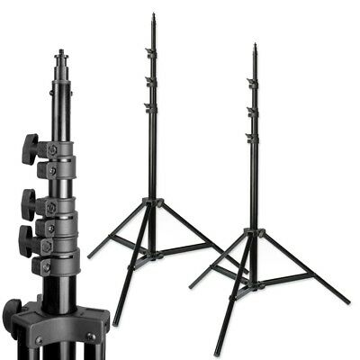 PBL 10ft Light Stands Compact, Set of Two Steve Kaeser Photographic Lighting