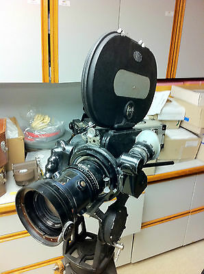 Arriflex 16BL Studio Camera ,Tripod, Head, Matte Box, Magazine, Great Display