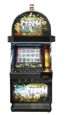 Igt Money Storm Video Machine, Free Shipping