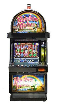 Igt Rainbow Riches Video Machine, Free Shipping