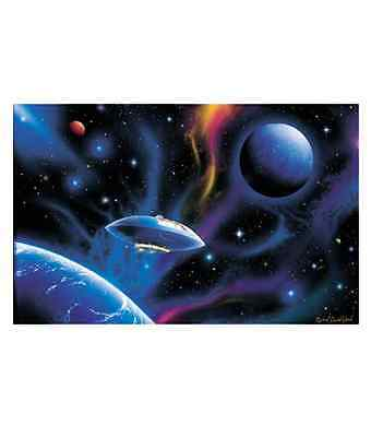 Lost in Space - Jupiter II Lithograph