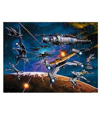 Babylon 5 - War Without End Lithograph