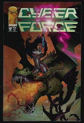 Cyberforce Us Image Comic Vol.2 # 12/'95
