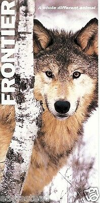 Ticket Jacket - Frontier - Wolf - 2009 - 3/09 - Multi-Ad Back (J1466)