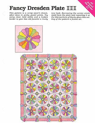 Churches /& Buildings ~ Quilt Blocks Spinning Spools quilt patterns /& templates