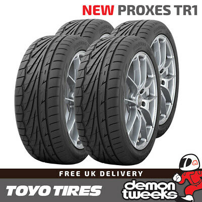 4 x 205/50/15 R15 89V Toyo Proxes XL TR-1 (TR1) Road Tyres - 2055015 New T1R