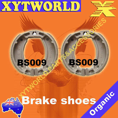 FRONT REAR Brake Shoes for Yamaha TT-R 125 2000-2009