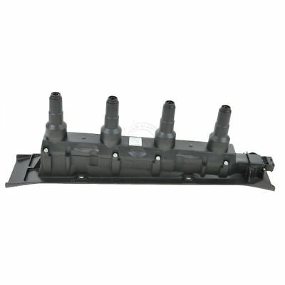 Direct Ignition Coil Cassette Pack Black NEW for Saab 9-3 9-5 Turbo 4 Cyl