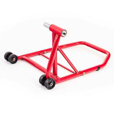 Warrior Motorcycle / Bike Single Sided Paddock Stand For Ducati 21.5mm Axle Pin
