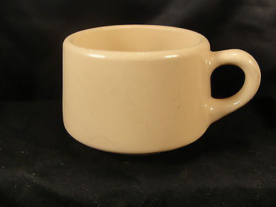 Vintage Stoneware Coffee Cup Wallace Desert Ware