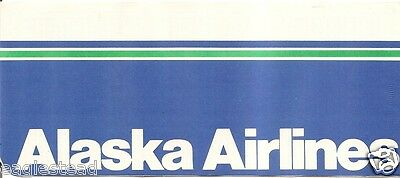 Ticket Jacket - Alaska - Blue White with Stripes - Route Map (J1607)