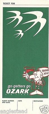 Ticket Jacket - Ozark - Green - go-getters-go Thank You Route Map TWA (J1605)