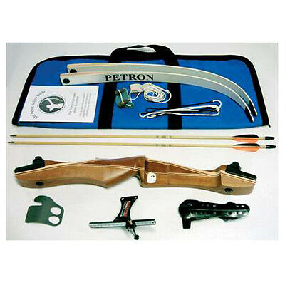 PETRON ARCHERY S1 WOOD TAKE APART KIT - 28lb DRAW