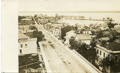 RPPC NY Sackets Harbor Main to Naval Yard from the Tower