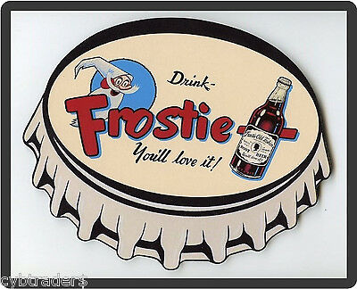 Frosty Root Beer Soda Ad  Refrigerator / Tool Box /  Magnet