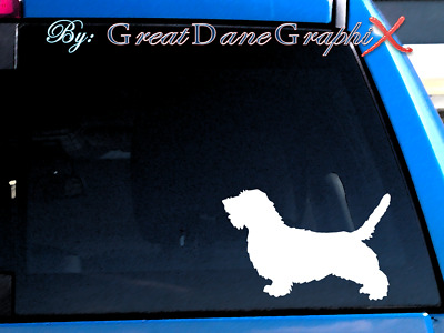 Petit Basset Griffon Vendeen Vinyl Decal Sticker / Color Choice - HIGH QUALITY