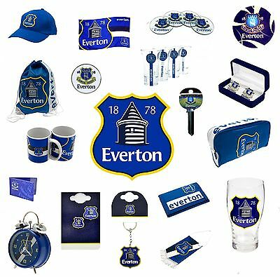 EVERTON F.C - Official Football Club Merchandise (Gift, Xmas, Birthday, Present)