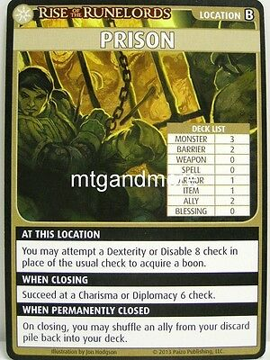 Guardians of the Galaxy 2x #037 The Kyln Pangalactic Prison Dice Masters