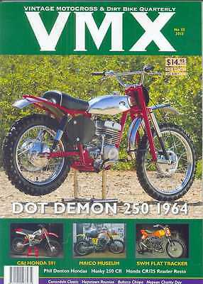 VMX No.55 (NEW COPY) *Post included to UK/Europe/USA/Canada