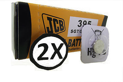 JCB Watch Battery Cell - All Sizes - Silver Oxide Quality watch Batteries