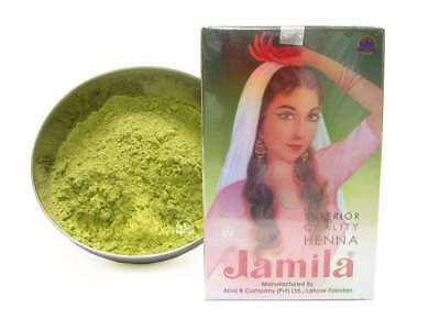 JAMILA Henna Powder 100g 2016 Crop Fresh Sifted Body Art Quality Mehndi Tattoo