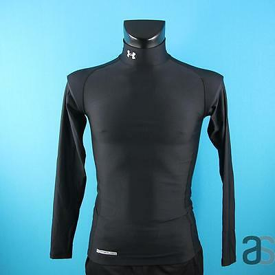 Under Armour Evo Cold Gear Comp. Mock T-Shirt Intimo Uomo 1221708 001