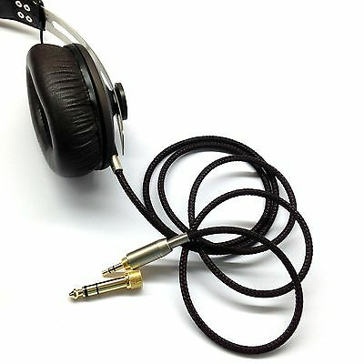 Replacement Audio upgrade Cable For Sennheiser Momentum Over On-Ear Headphones