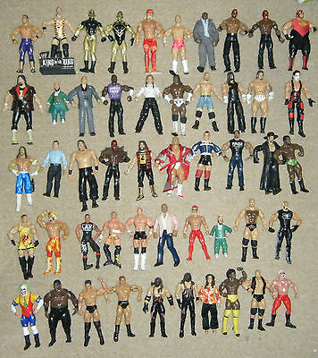 Wwe Wrestling Action Figure Classic Series Jakks Tna Marvel Elite Mattel Wwf Wcw