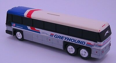 Greyhound Bus Bank Plastic Made In China