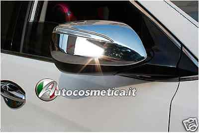 Chevrolet Cruze Set  dx+sx COVER SPECCHI RETROVISORI IN ABS CROMO CROMATI *****