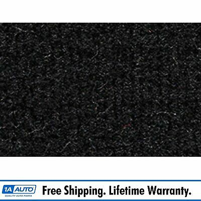 for 2001-05 Honda Civic 2 Door Coupe Molded Complete Carpet 801-Black Cutpile