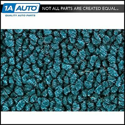 for 71-73 Catalina 4 Door 80/20 Loop 17-Bright Blue Complete Carpet Molded