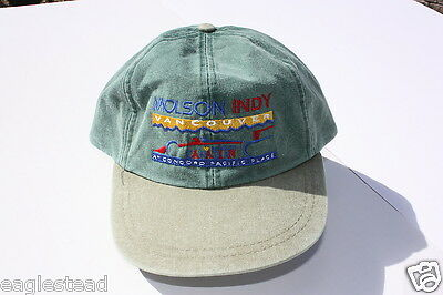 Ball Cap Hat - Molson Indy - Vancouver - Canadian - Racing Beer (H899)