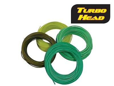 High Quality Salmon Turbo Shooting Head Fast Sinking Fly Line Rrp £39.99