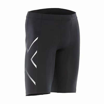 New 2XU Compression Short Men PWX Running Pants Gym Sports Train Race All Sizes