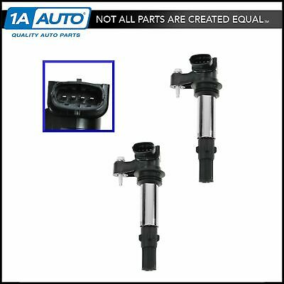 IGNITION COIL PAIR Set Of 2 For Traverse Allure Enclave Acadia CTS STS 3 6L