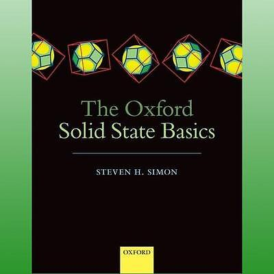 Oxford Solid State Basics by Simon Steven H