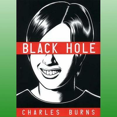 Black Hole by Burns Charles