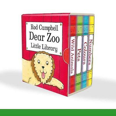 Dear Zoo Little Library by Campbell Rod