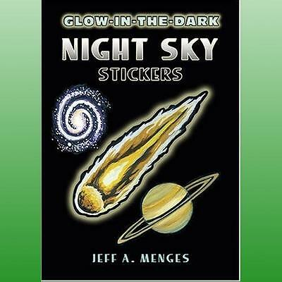 GlowintheDark Night Sky Stickers by Menges Jeff A
