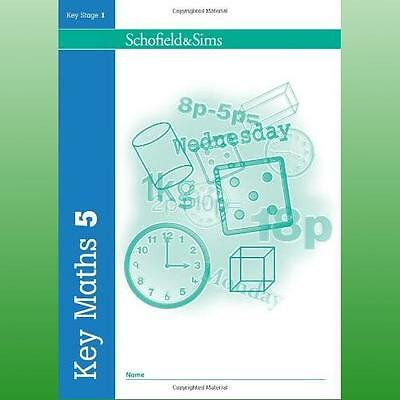 Key Maths Book 5 by Parker Andrew