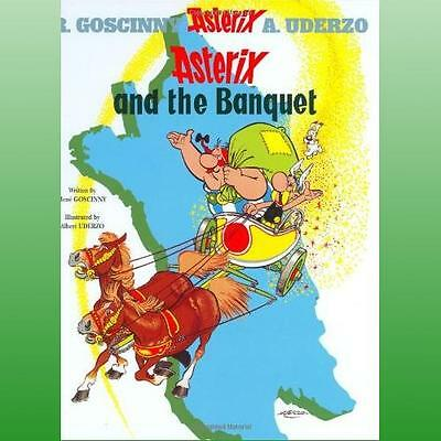 Asterix and the Banquet by Goscinny