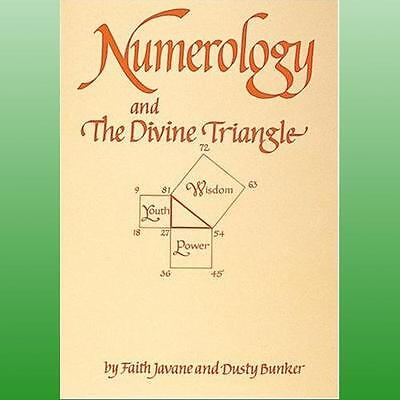 Numerology and the Divine Triangle by Bunker Dusty